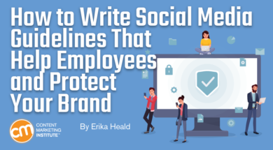 How to Write Social Media Guidelines That Help Employees and Protect Your Brand