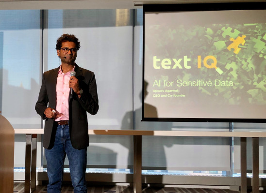 Text IQ, a machine learning platform for parsing sensitive corporate data, raises $12.6M – TechCrunch