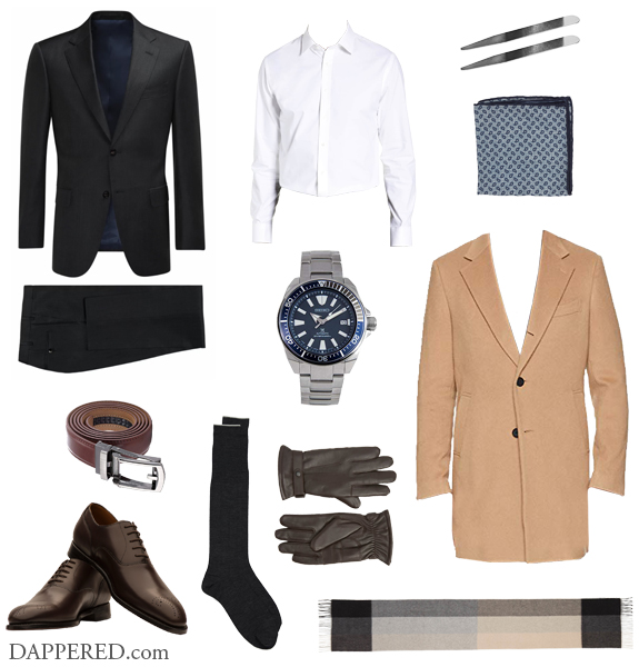 Style Scenario: What to Wear to a Dressed Up Holiday Party