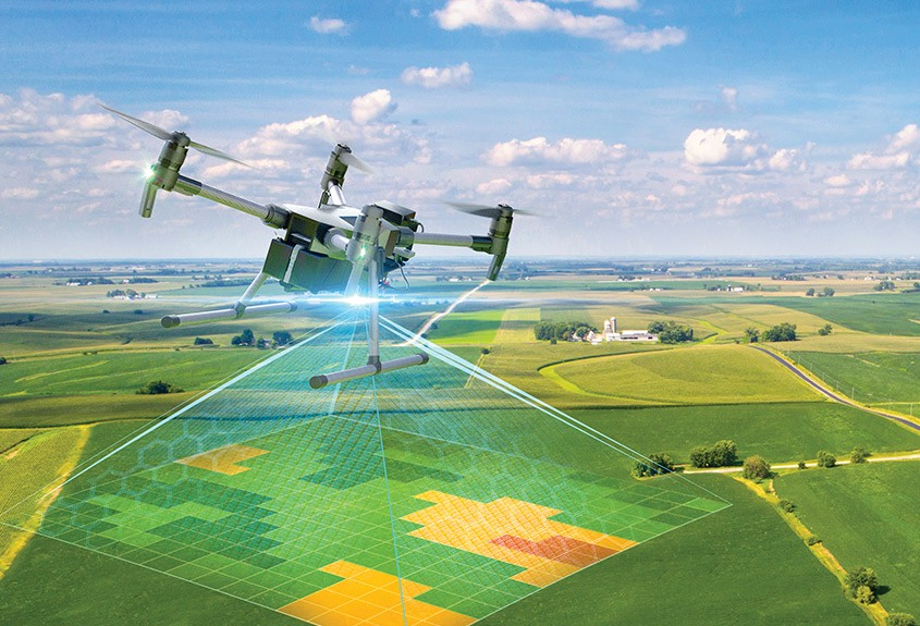 Digital Imagery Puts Retailers and Growers a Step Ahead
