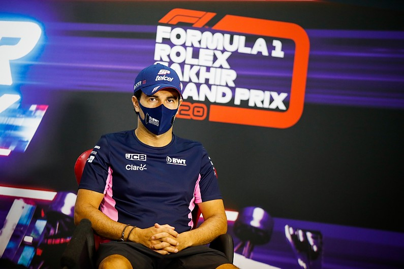 Perez opting against taking F1 reserve role in 2021 if he can't land race seat