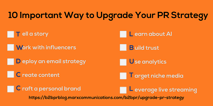 How to Upgrade Your PR Strategy for 2020