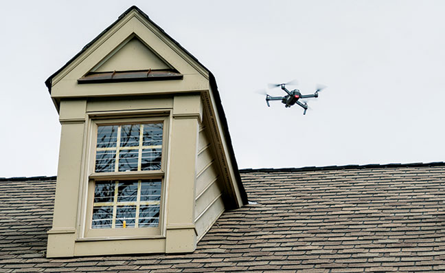 How PMPs are using drones