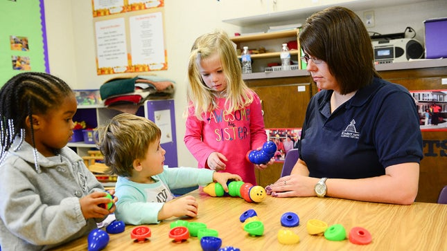 The coronavirus crisis has cut the child care sector