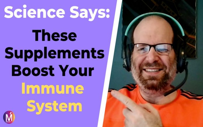 The Scientific Evidence Behind Immune Boosting Supplements