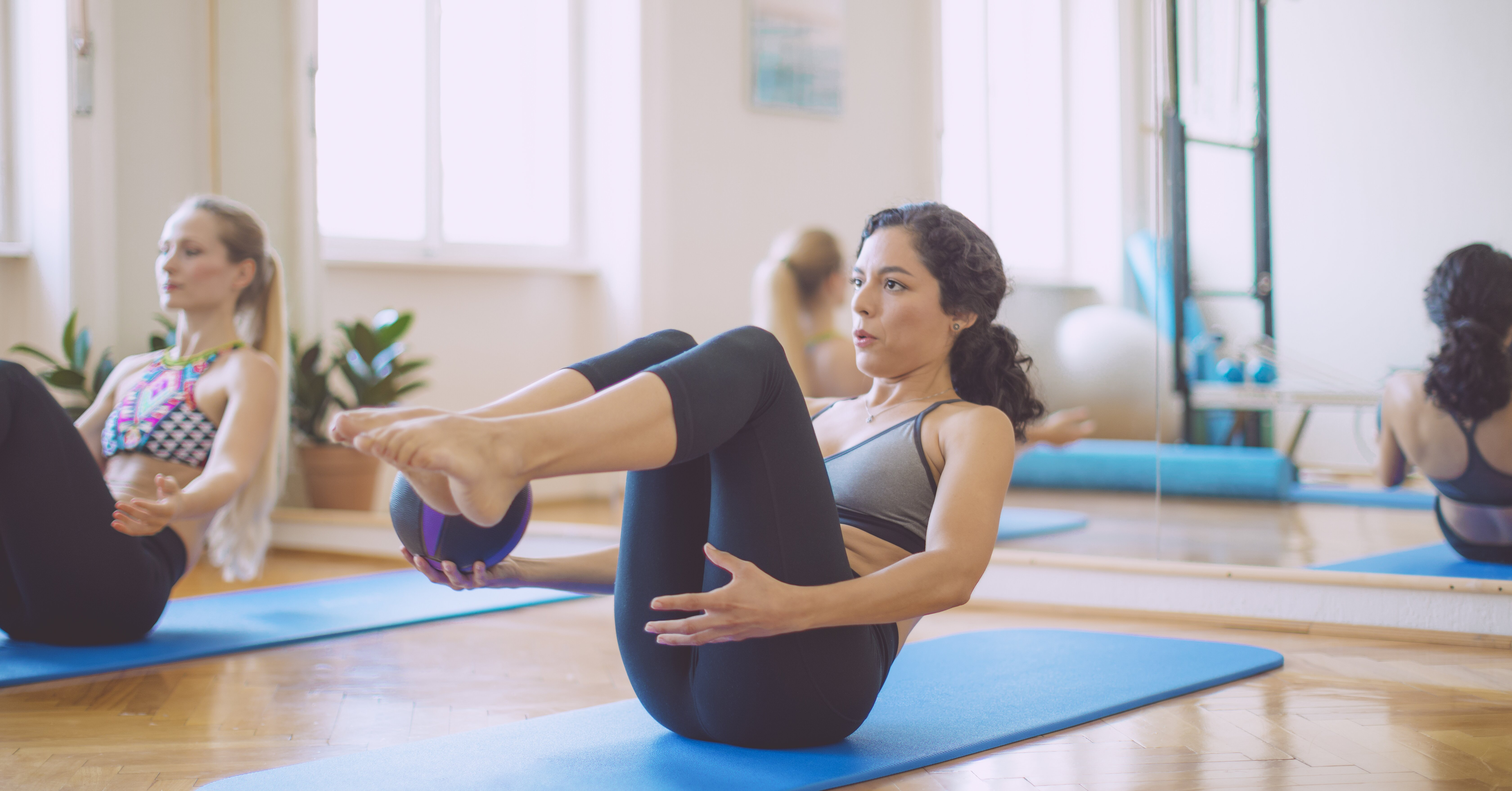 No, Pilates Mats and Yoga Mats Are Not the Same Thing