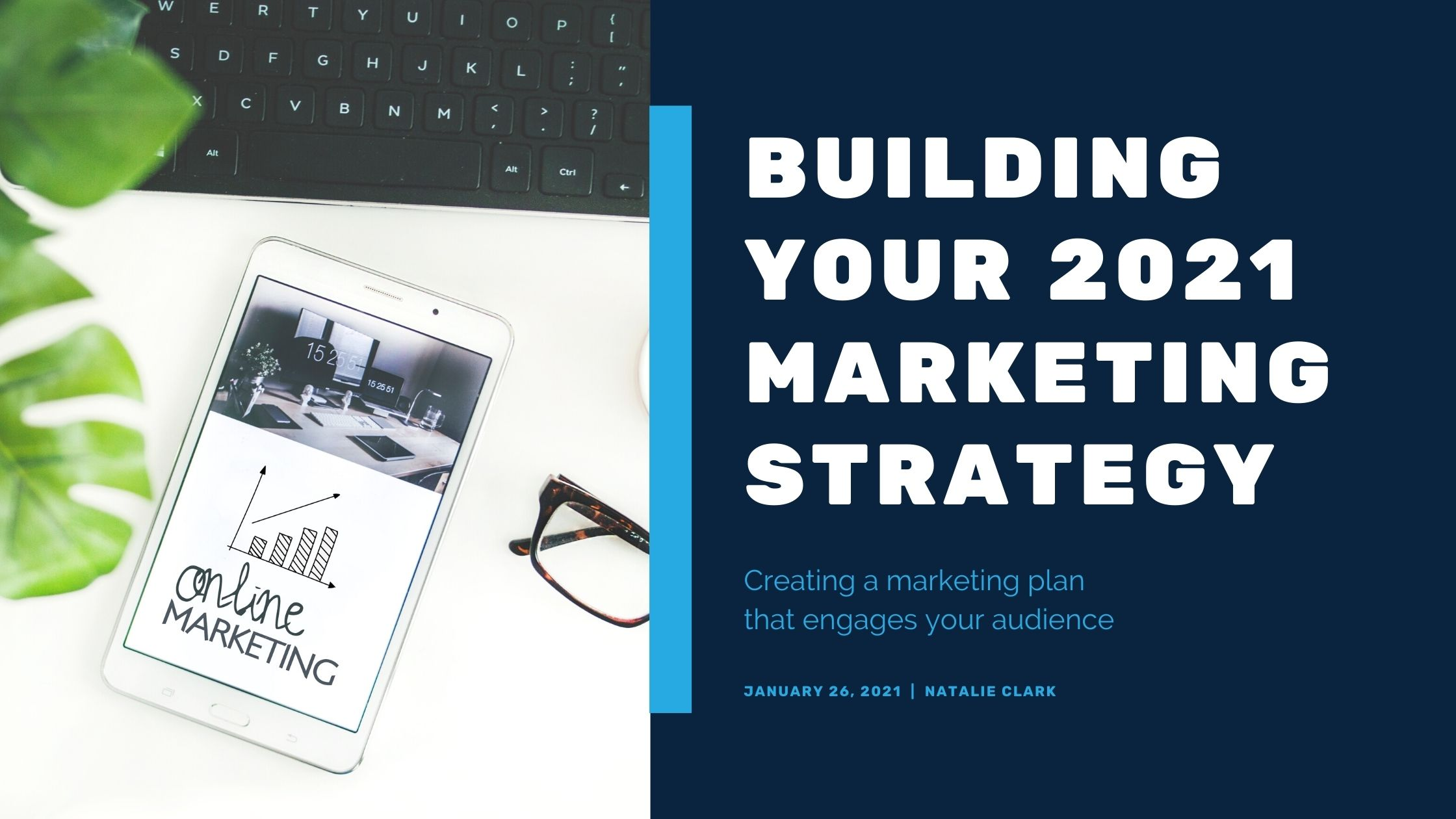 Building Your 2021 Marketing Strategy - Promo Edition