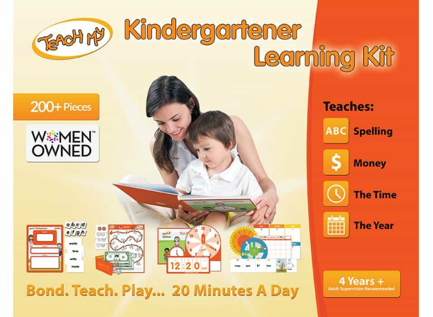 Teach My Learning Kits Help Kids Continue Learning From Home