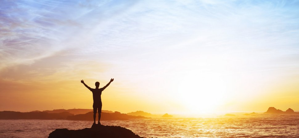 5 Traits That Create Positive Energy No Matter What's Going on in Your Life