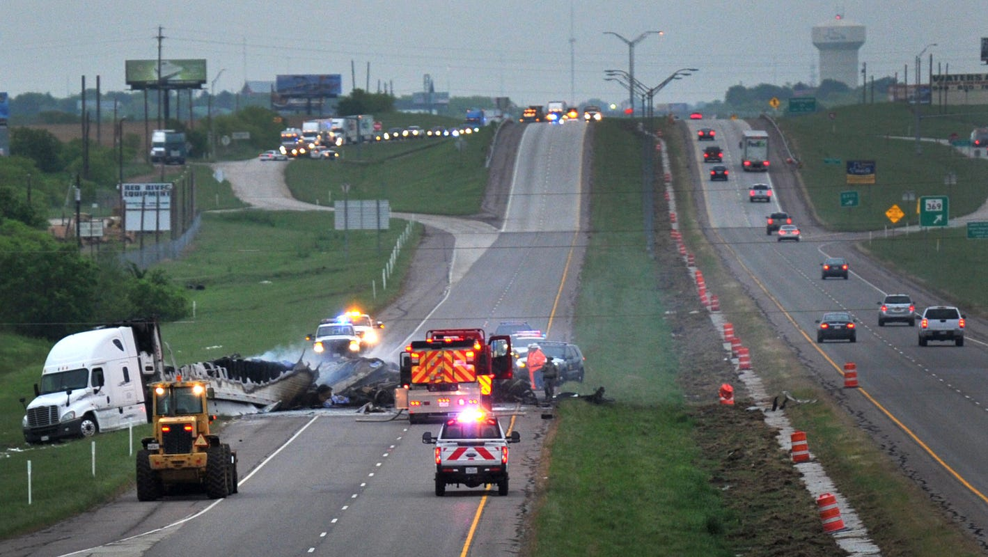 Here's why these parts of Texas see more fatal crashes and what could save lives