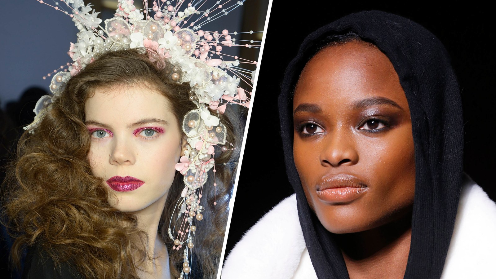 The Best Hair and Makeup We've Seen on NYFW's Fall 2019 Runways So Far