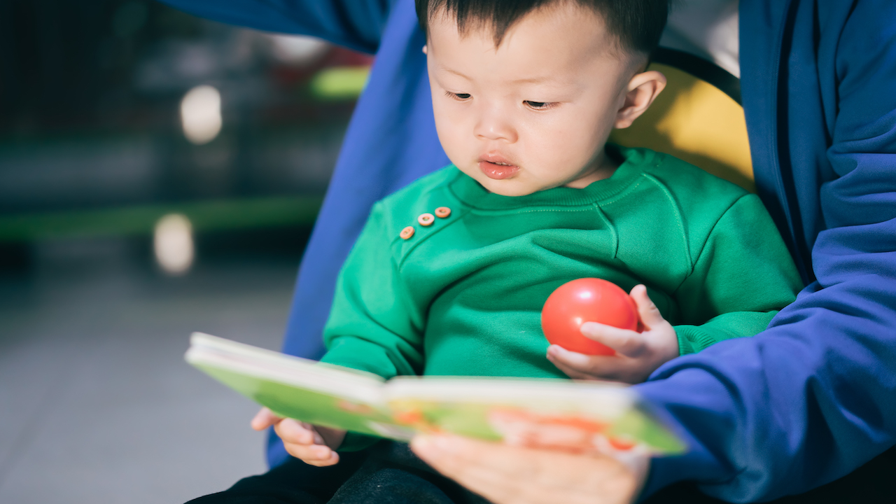 Kids Who Are Read To Before Kindergarten Have A 'Million Word' Advantage Over Peers