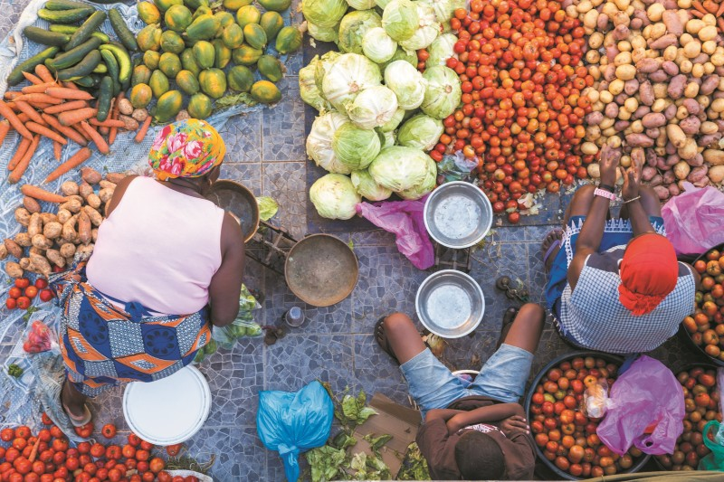 Building better food systems for nutrition and health