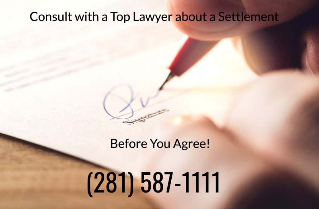 Should I Accept a Settlement After an Accident? - Baumgartner Law Firm
