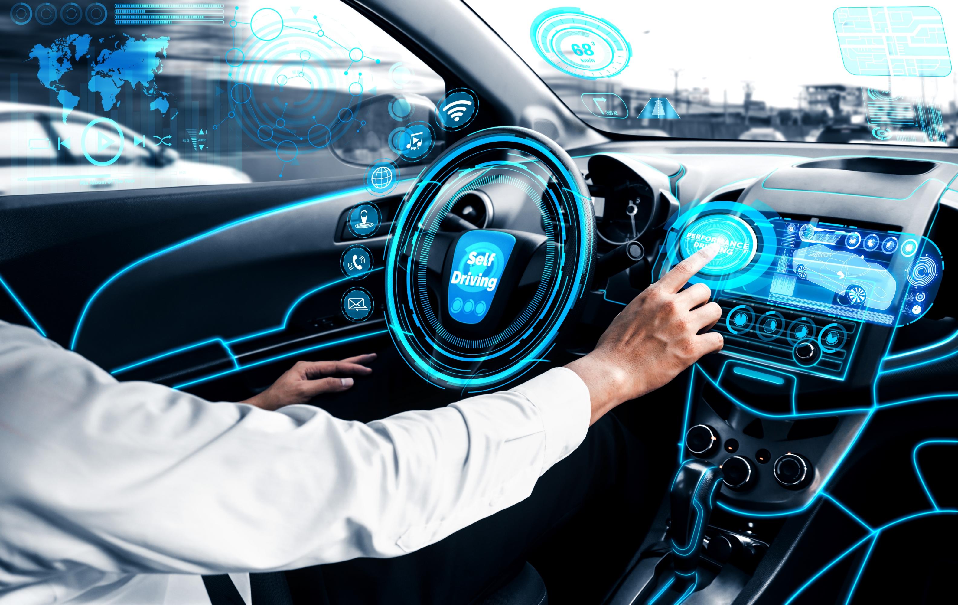 Five Connectivity Requirements for V2X Autonomous Vehicle Technology