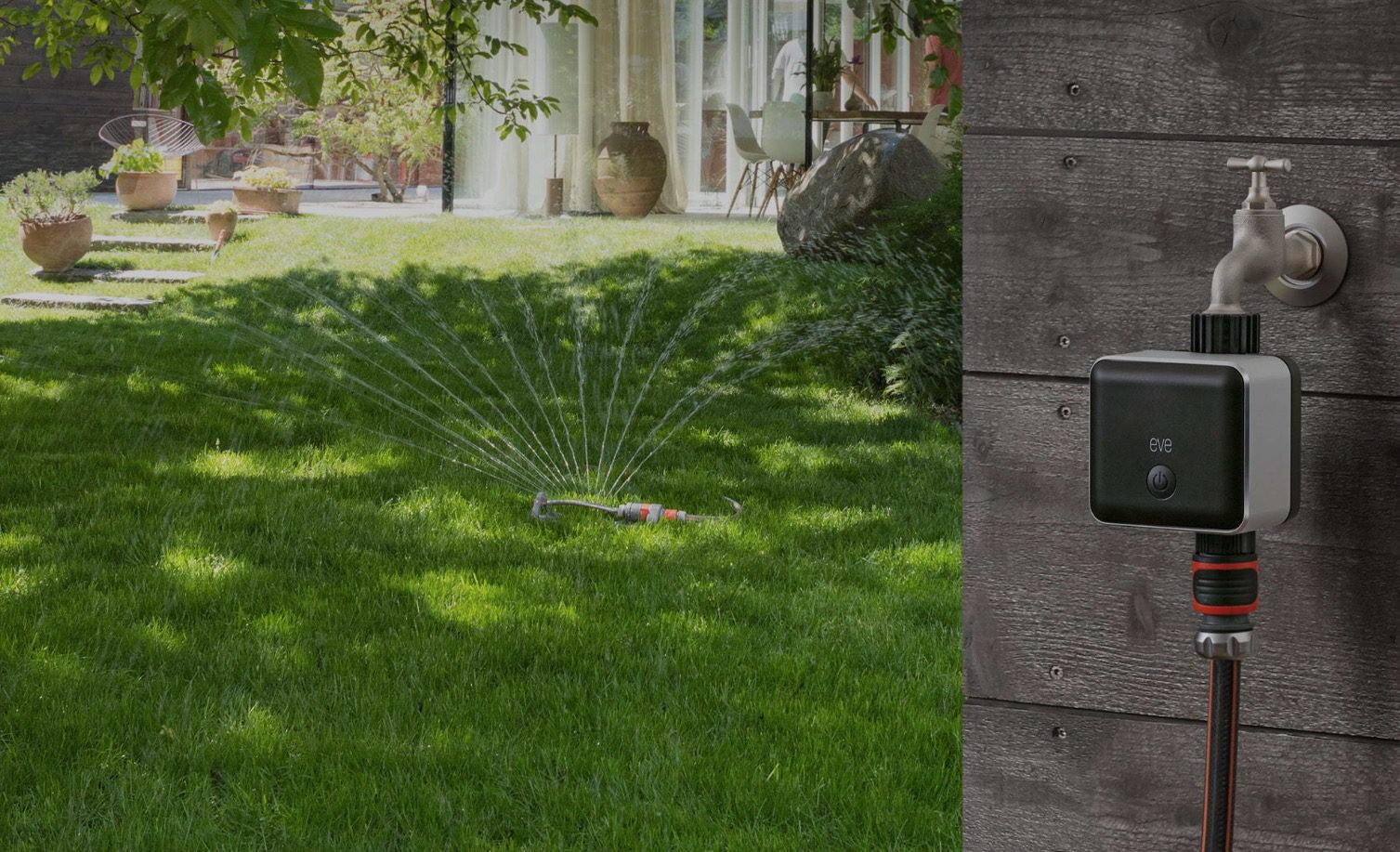 Elgato launches Eve Aqua to let you control your garden hose and sprinklers with HomeKit
