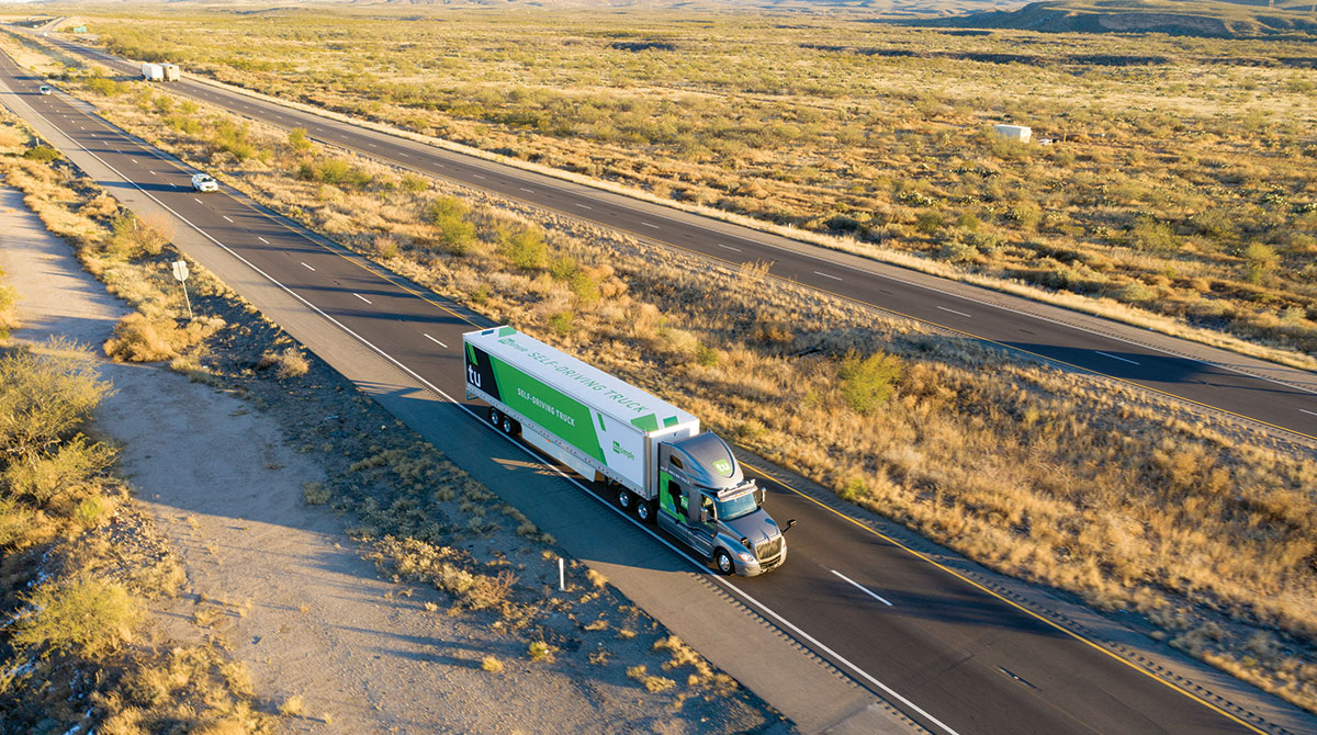 California Becomes Epicenter of Emerging Truck Technology
