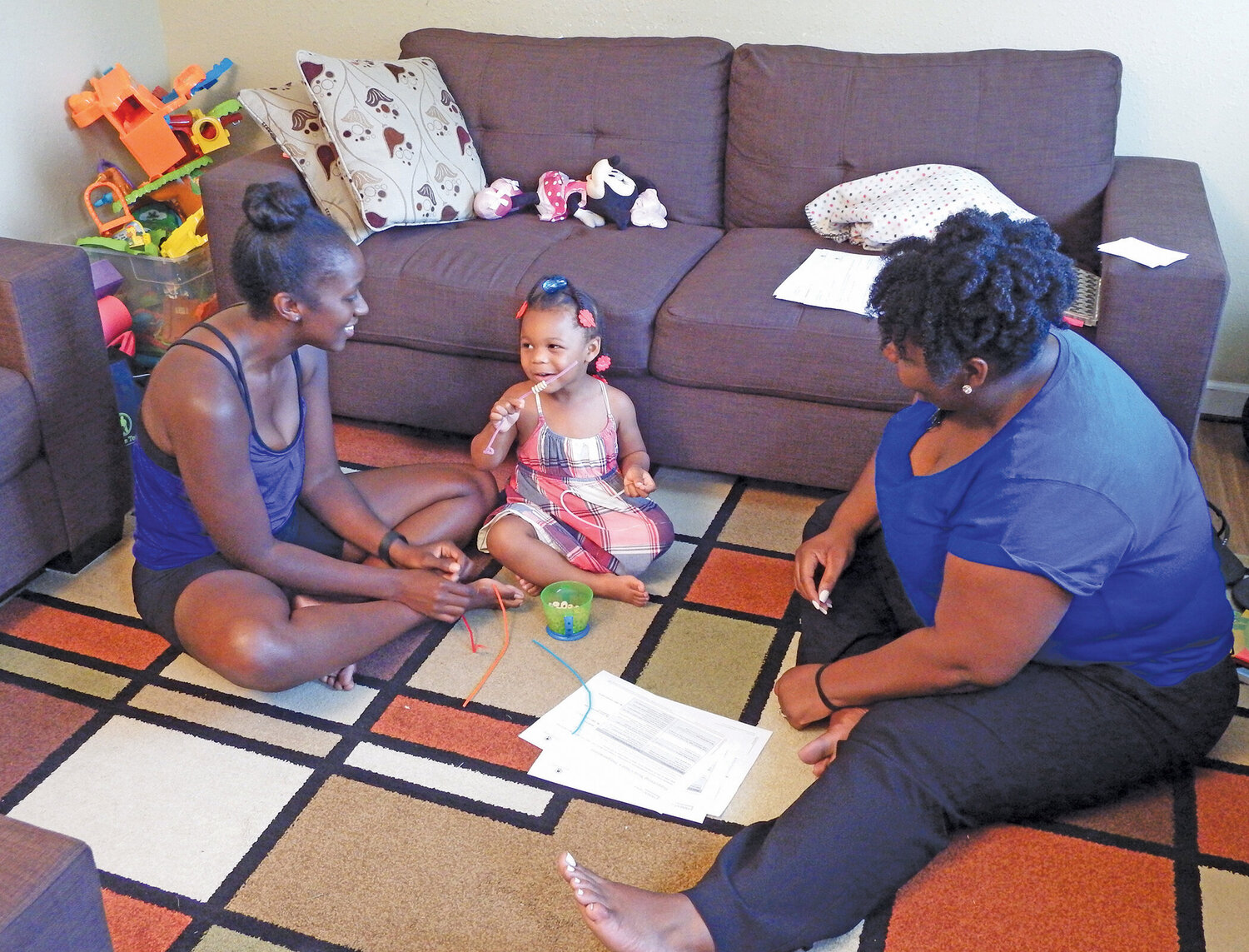 Home Visiting: A strategy to mitigate racial inequities — Parents as Teachers