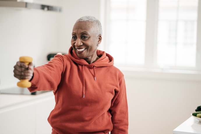 Physical Therapy During COVID-19: A Provider Shares Home Exercises and Self-Care Devices