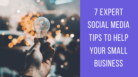 7 Expert Social Media Tips To Help Your Small Business - The Crowdfire blog