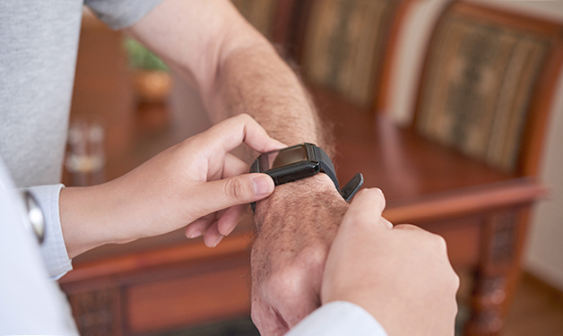 Improving rheumatoid arthritis self-management – Your wearable can help