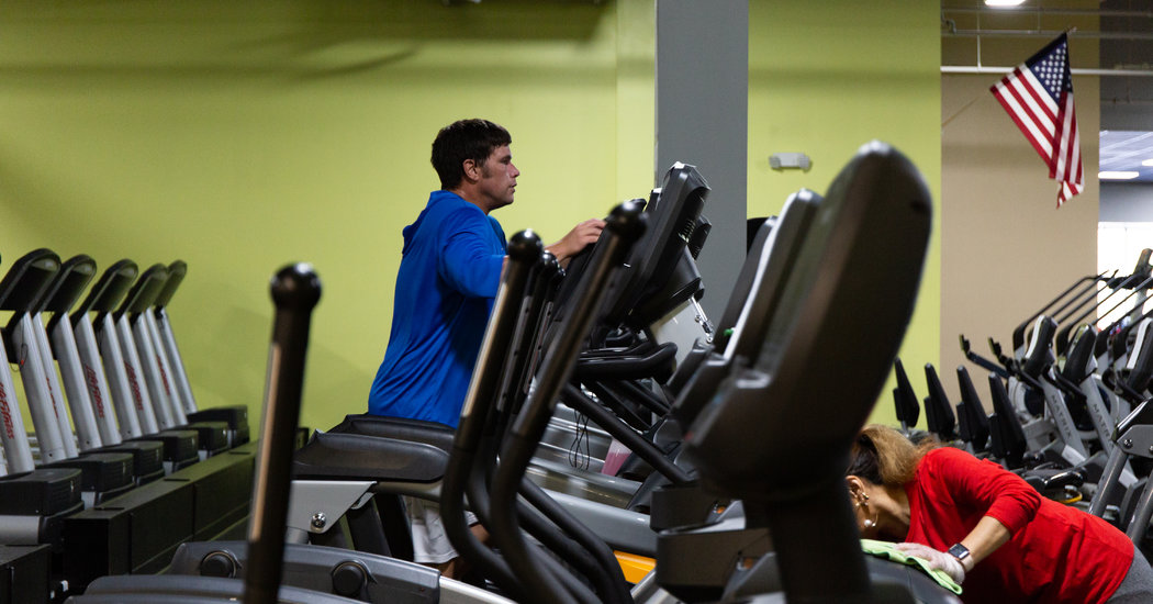 Is It Safe to Go Back to the Gym?