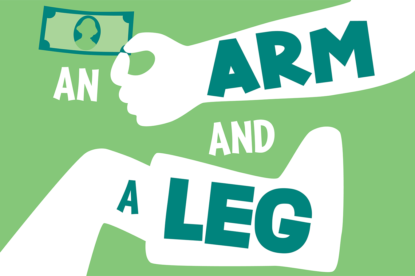 'An Arm And A Leg': Watch Your Back — And Your Wallet