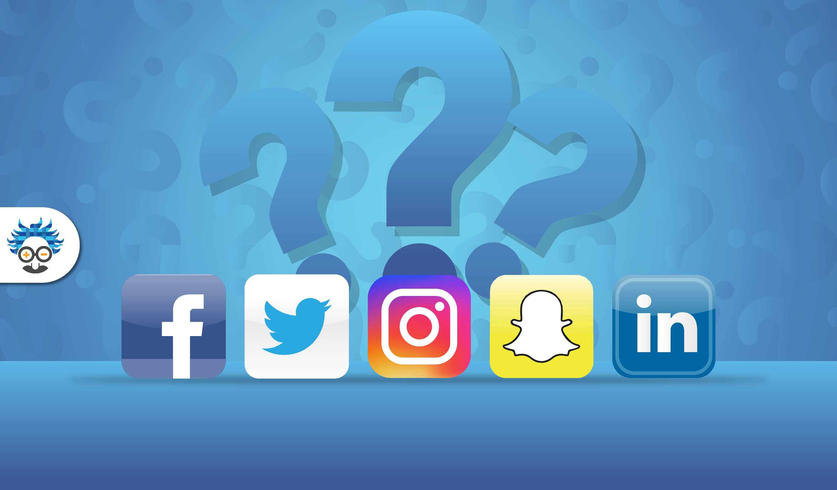 Your Most Common Social Media Marketing Questions Answered - Einstein Marketer