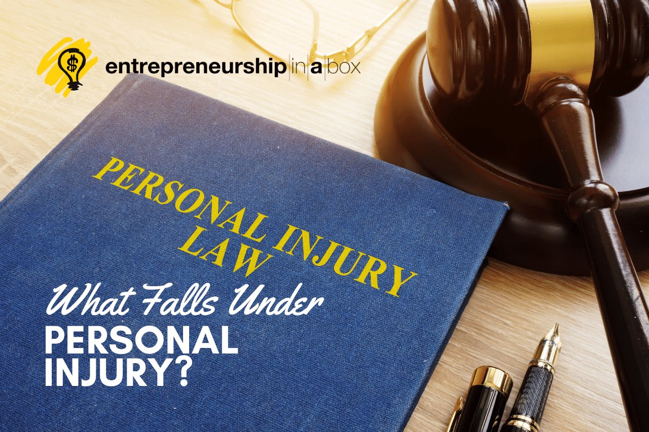 What Falls Under Personal Injury?