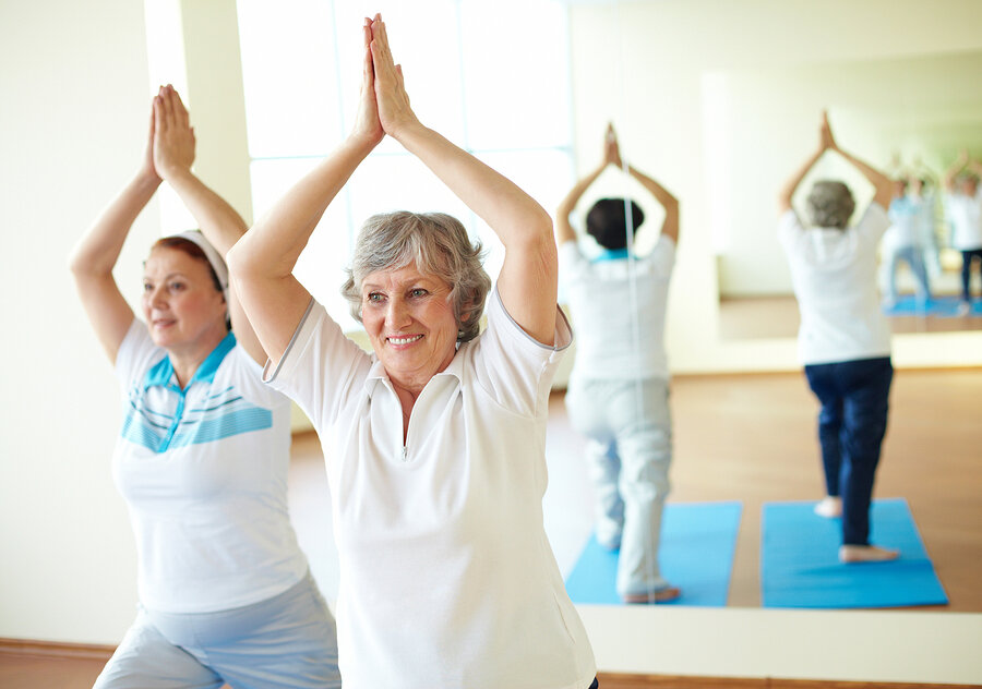 Positive Attitude Improves Effectiveness of Yoga and Physical Therapy — Pain News Network