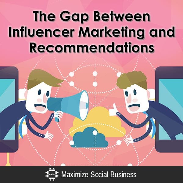 What is The Gap Between Influencer Marketing and Sponsored Reviews?