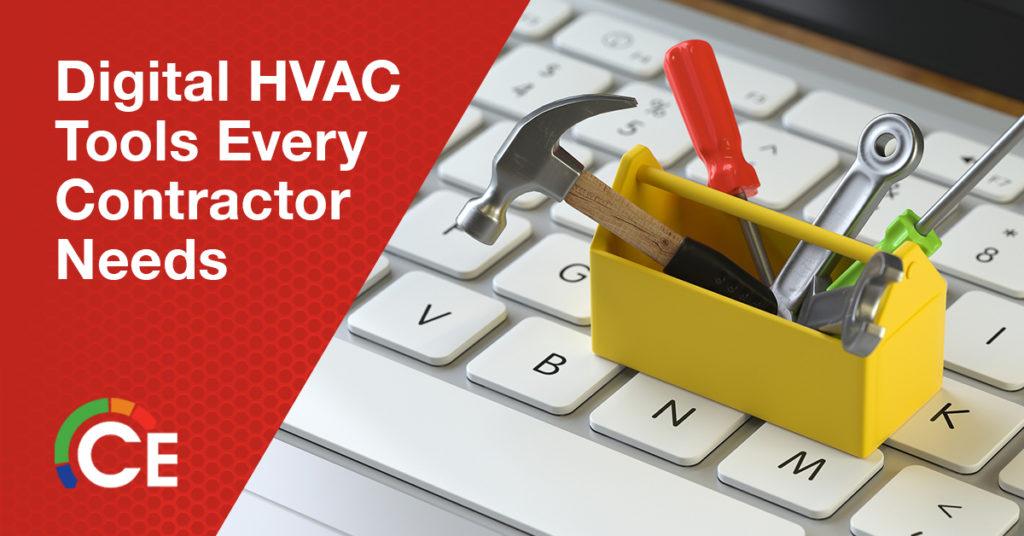 Digital HVAC Tools Contractors Need | Digital Tools for Contractors