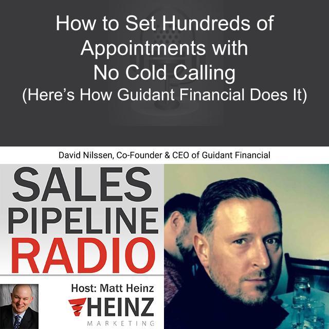Sales Pipeline Radio, Episode 152: Q&A with David Nilssen @DavidNilssen - Heinz Marketing