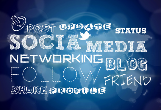 Using Social Media to Build Your Online Presence | Website Designs