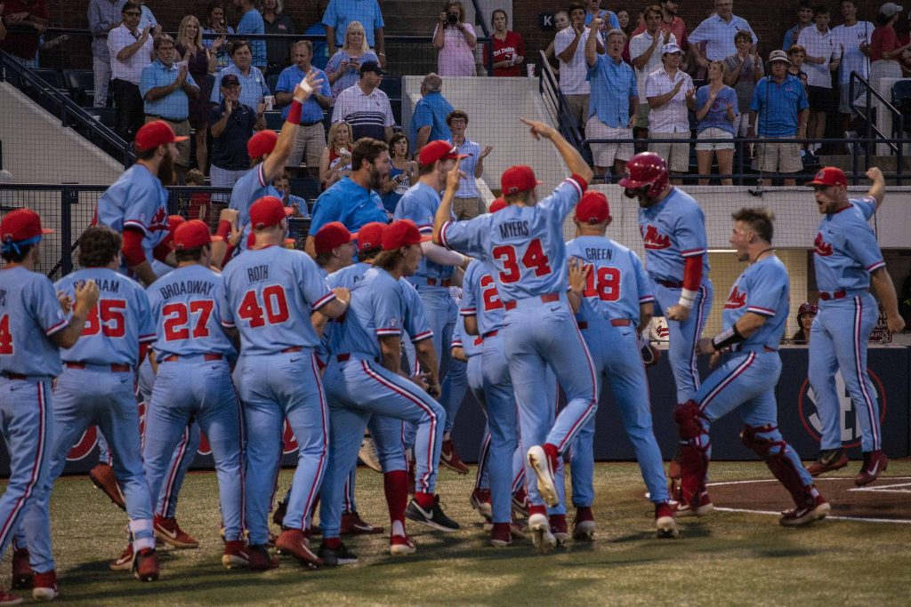 Ole Miss routs Jacksonville State, advances to Super Regional