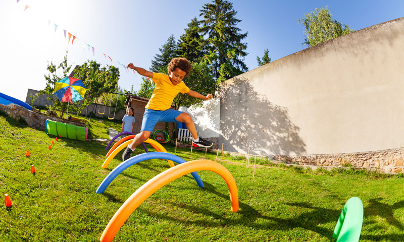 How to Stay Active in Summer - Children's Health