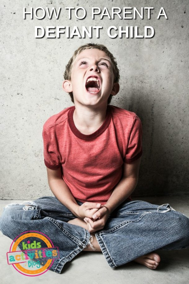 Defiant Kids Are Actually The Best Thing Ever
