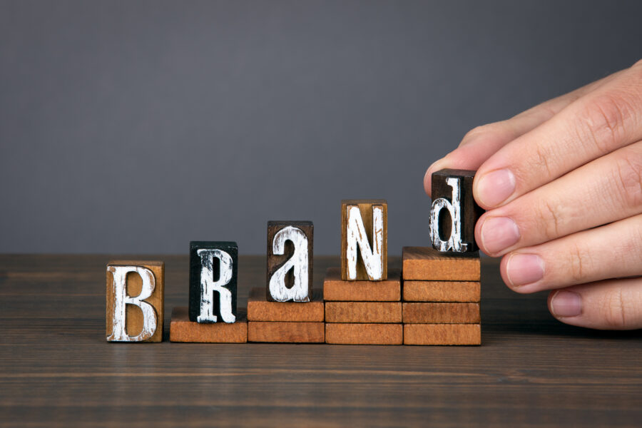 Learn How to Build a Brand with Your Company Logo