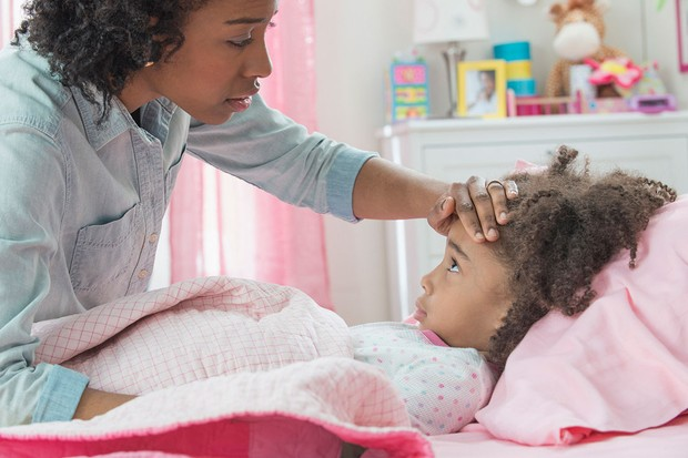 Has your child got COVID, a cold or flu? How to tell – and what to do next