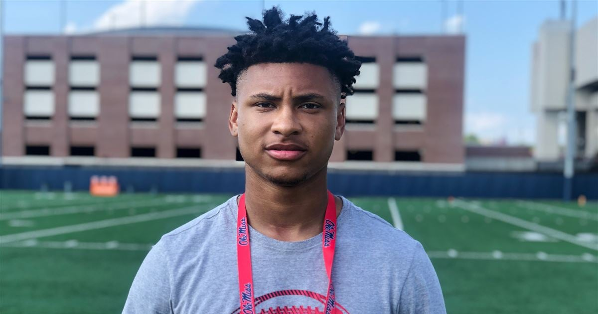 Ole Miss Makes 'Final Five' For Coveted, Four-Star Receiver