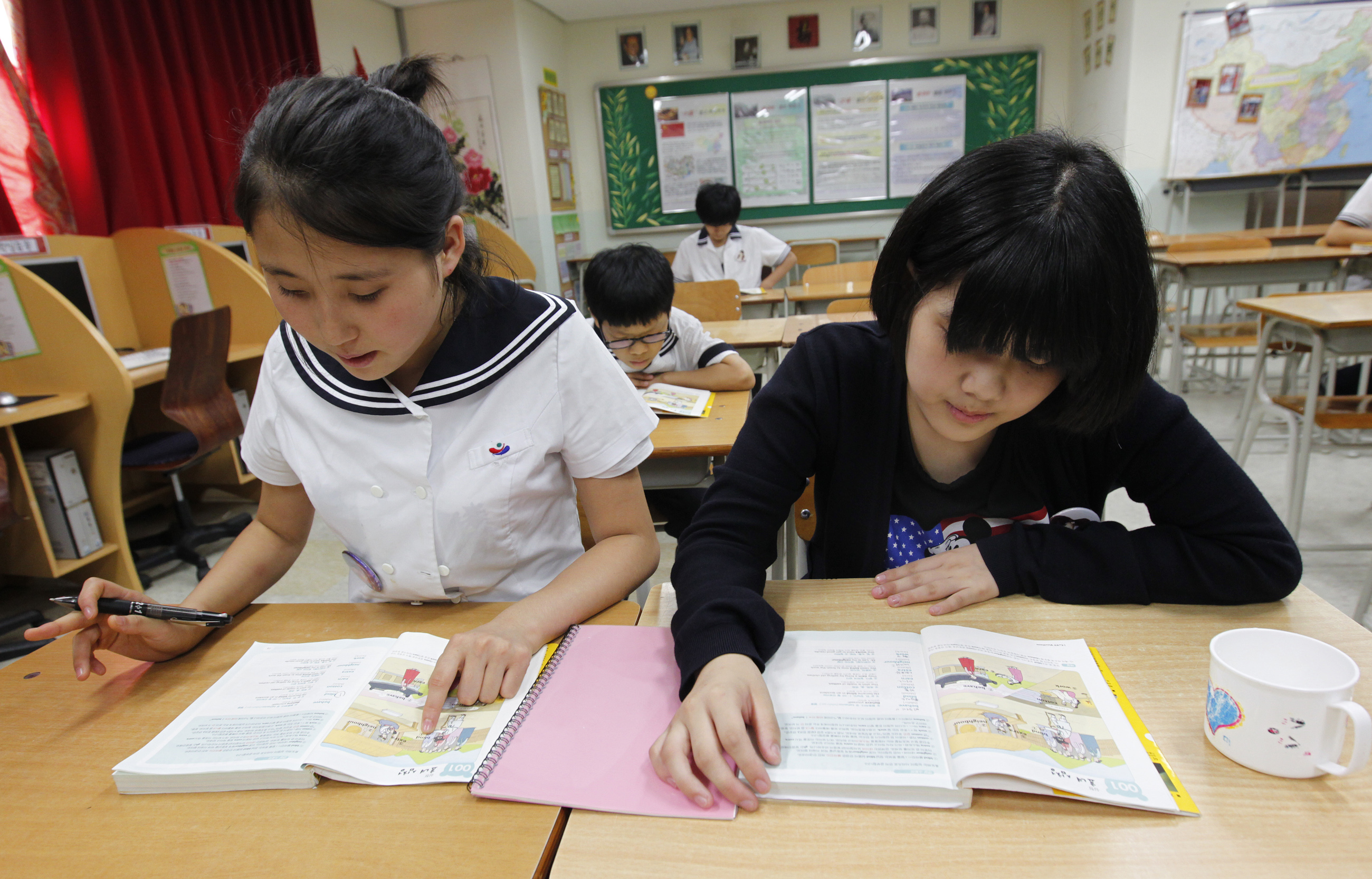 A selective strategy to advance social and emotional skills through textbooks