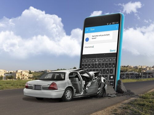Pay Attention! Texting While Driving can Be a Deadly Distraction