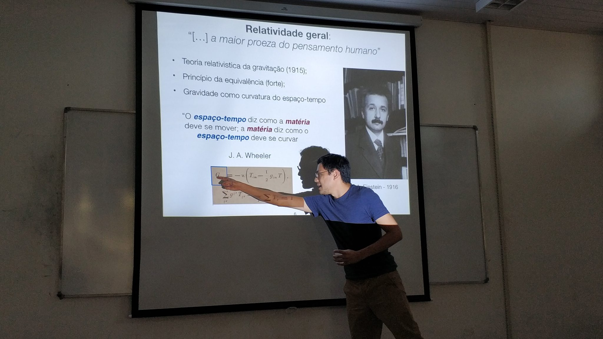 Physics Alumnus Wins International Award for Gravitational Wave Thesis - Ole Miss News