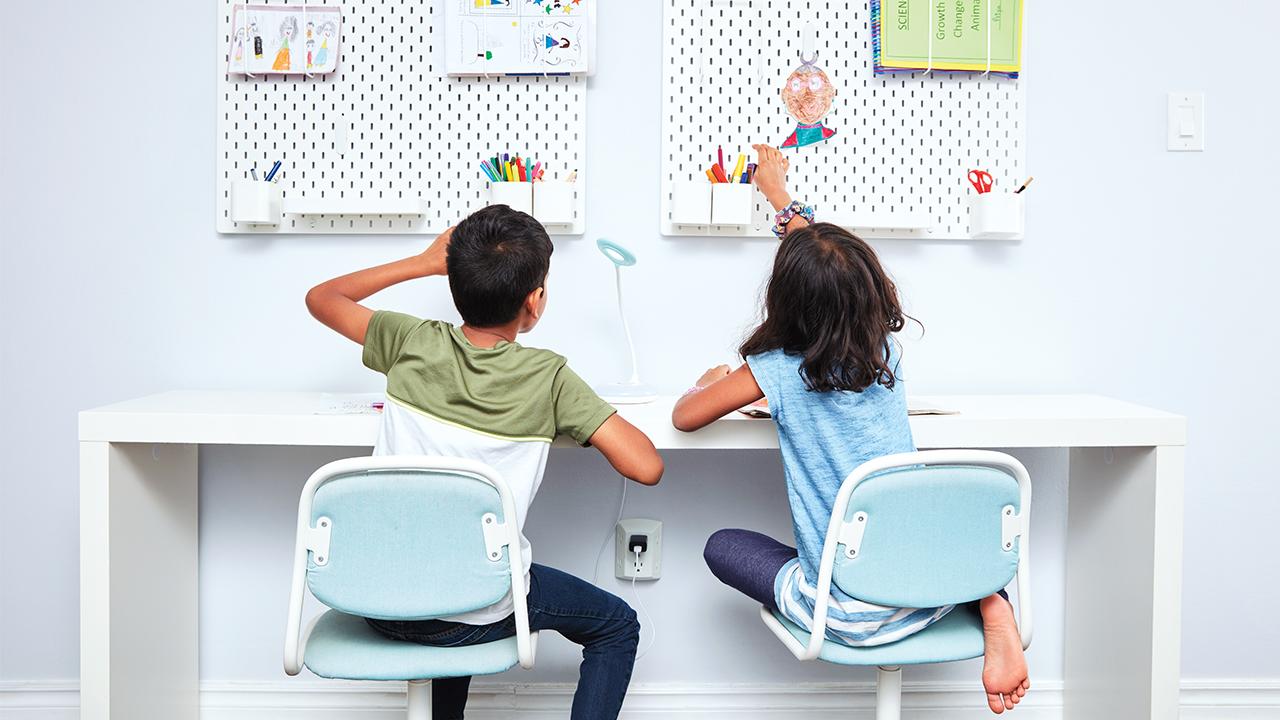 How three families are each raising kids in less than 850 square feet