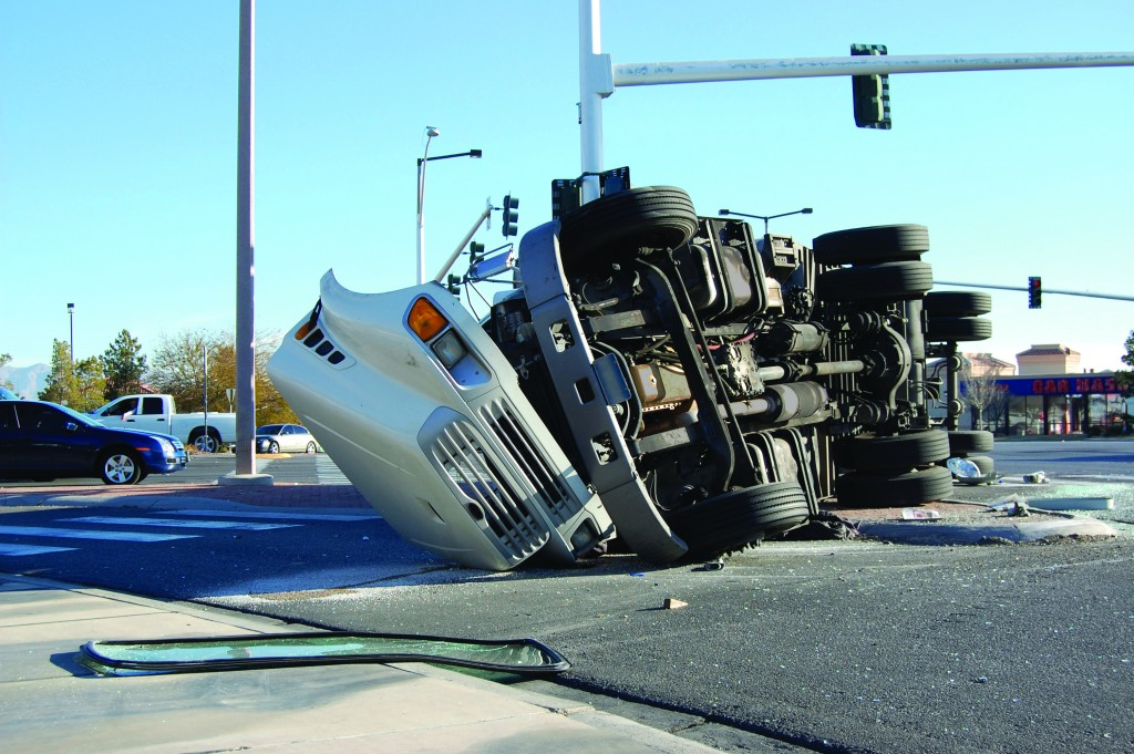 Truck collisions surge in Ontario - Truck News