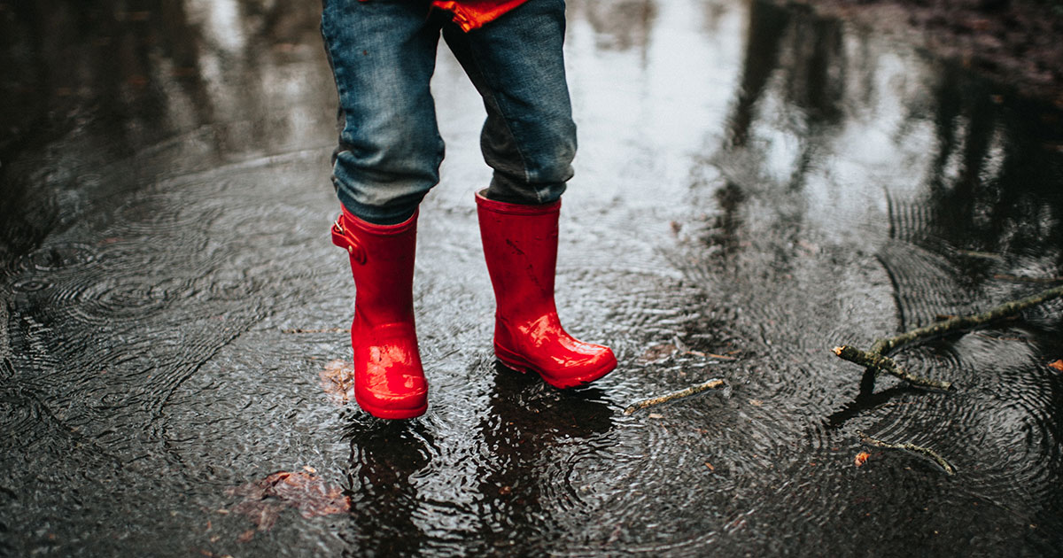 We Need More 'Puddle Parents' To Let Kids Choose Their Own Paths