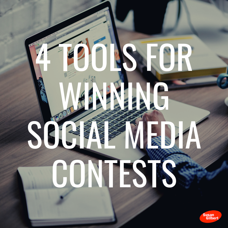 4 Tools for Winning Social Media Contest