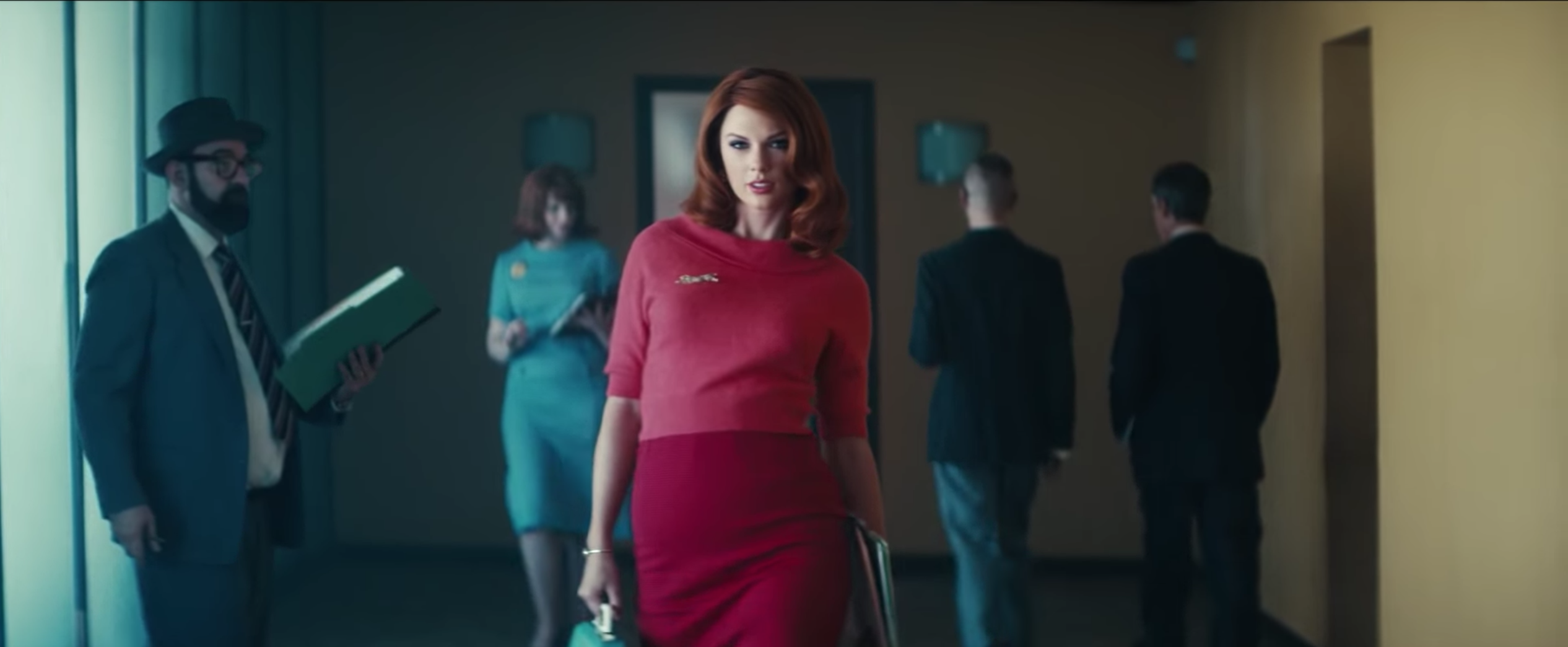 Taylor Swift Goes Full-On 'Mad Men' in the Dramatic Video for 'Babe'