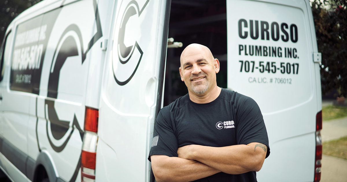 Plumber Finds Keys to Success From his Sports-Playing Years | Plumber Magazine