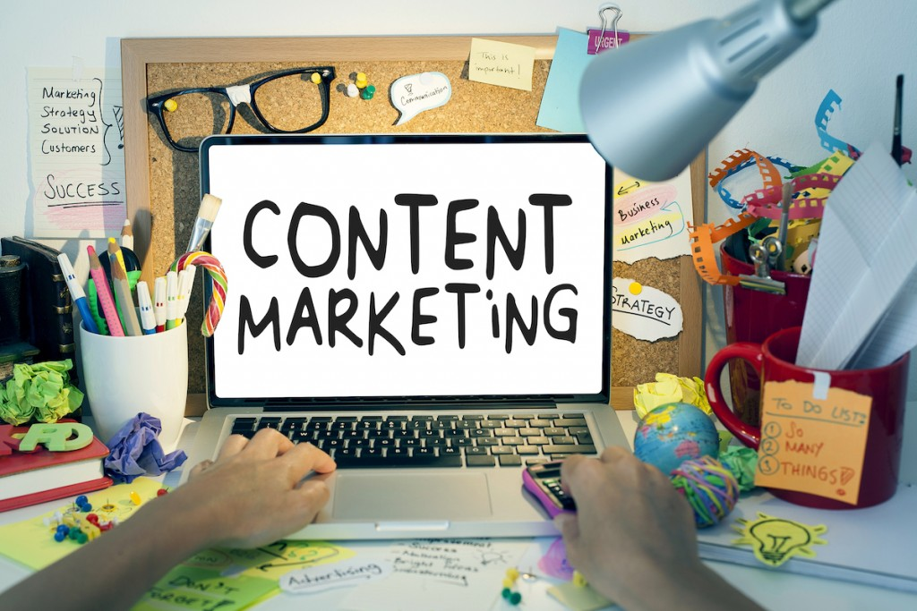 Content Marketing for Business: The What, Why and How for Digital Marketers